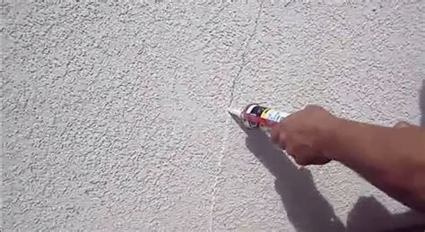 Repairing Hairline Cracks In Exterior Stucco