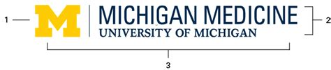 branding guidelines michigan medicine university