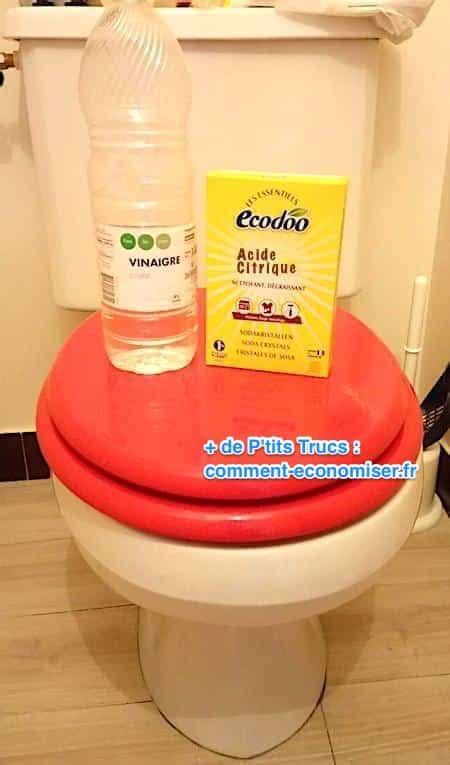 tartre toilettes vinaigre blanc detartrer toilettes vinaigre blanc 28 images comment d 233 barrasser vos toilettes de l
