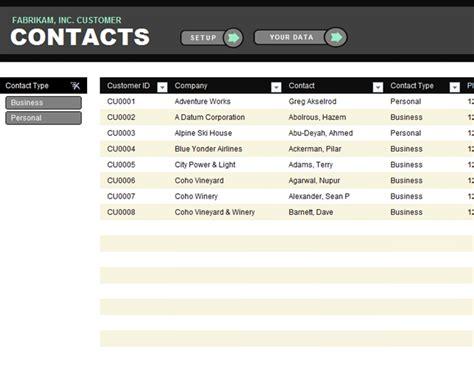 address  phone list office templates