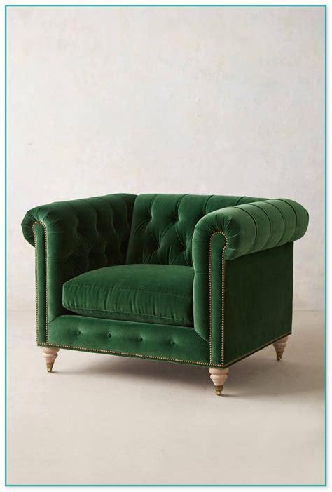 naples sofa  emerald green velvet