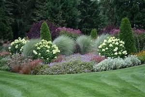 epingle par lusya r sur pinterest amenagement de With idee amenagement jardin paysager 16 massifs de roses mon jardin reve