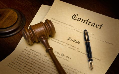 Contract Law & Contract Lawyer