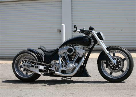 Covington's Allbusiness Custom Motorcycle