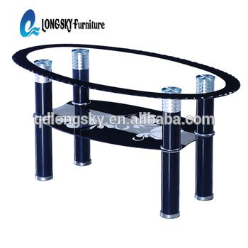 black table ls cheap ls 1121 tempered glass coffee table shengfang glass coffee 4747