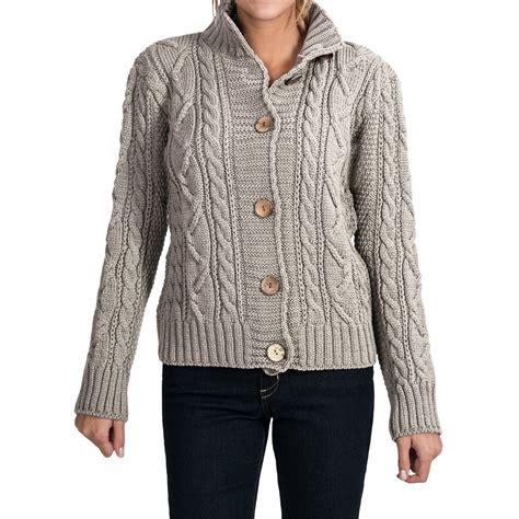 merino wool sweater womens peregrine by j g aran peruvian merino wool