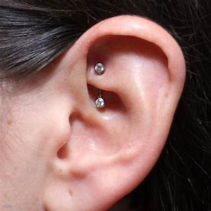 Rook Piercing – Infinite Body Piercing