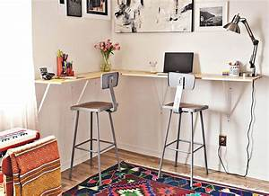 Diy, Desk, -, 15, Easy, Ways, To, Build, Your, Own