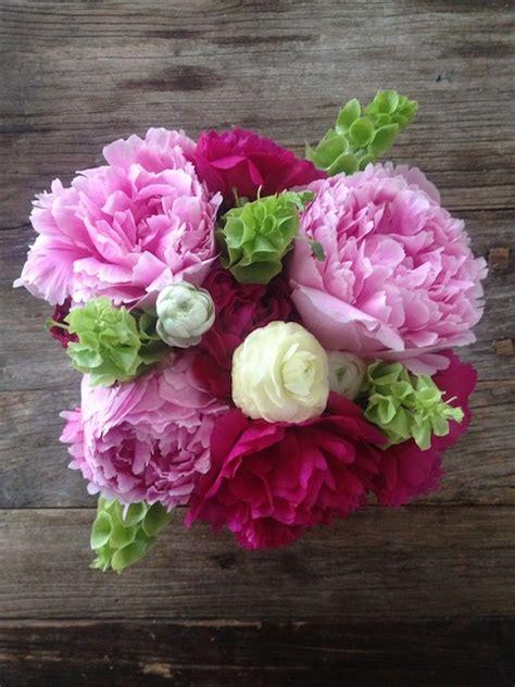 gorgeous peonies floral arrangement