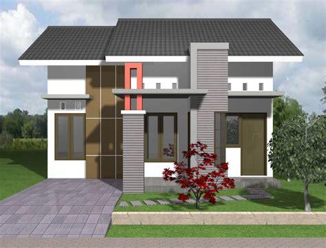 type desain rumah minimalis   diminati
