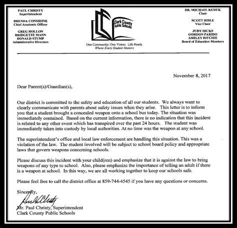 school safety issue baker intermediate school