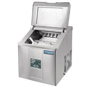 machine a glacon encastrable cuisine machine à glaçons remplissage manuel 15kg equipement et