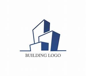 Building vector logo design download | Vector Logos Free ...