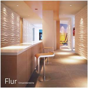Tapeten Für Den Flur : 3d wandpaneele einsatzbereich privat flur ~ Watch28wear.com Haus und Dekorationen
