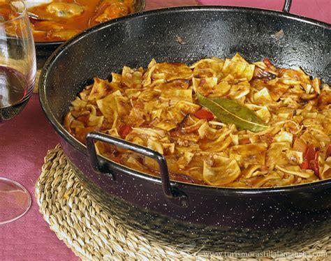 recette espagnole gazpacho manchego