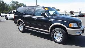 1998 Ford Expedition  Black - Stock  6897b