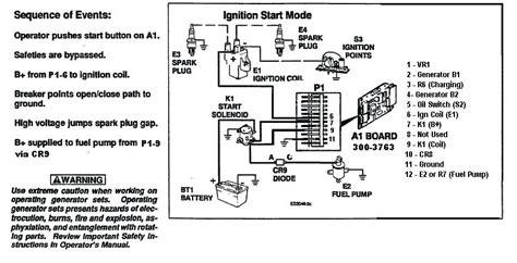 wiring diagram  onan generator  wiring diagram