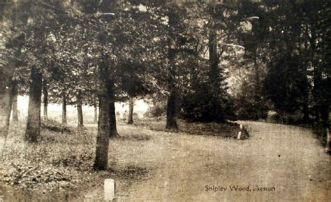 heanor district local history society shipley postcards