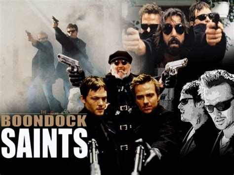 Spencers Boondock Saints L by Dailykvalitka The Boondock Saints 1999