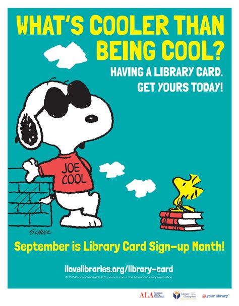 September Is Library Card Signup Month  Conferences & Events