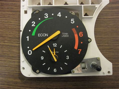 clock combo colored brightly tachometer tach related cars saab thetruthaboutcars greden murilee phil martin courtesy