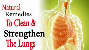 Home Remedies For Lungs