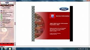 Need Help With Ford Service Manual Dvd