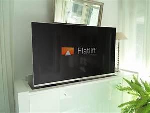 Fernseher Verstecken Möbel : pop up flx tv lift tv lift ~ Markanthonyermac.com Haus und Dekorationen