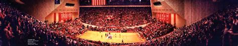 indiana university assembly hall panoramic game pictures