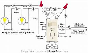 Wiring A Light Switch Outlet Combo Professional Leviton