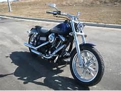 FXDB DYNA STREET BOB with WO560 Wild 1 Chubby LowProfile Drag Bars  Harley Davidson Dyna Street Bob Drag Bars