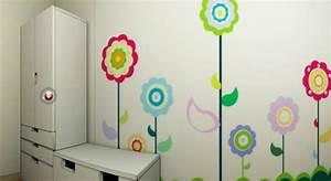 Kids Bedroom Wallpaper 23 Design Ideas - EnhancedHomes org