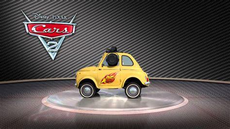Cars 2 Characters In Loop