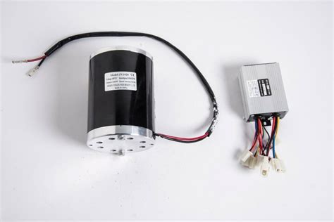 dc electric motor kit control box  scooter
