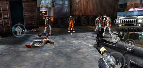 vng  mps zombie mobile shooter game  pretty cool