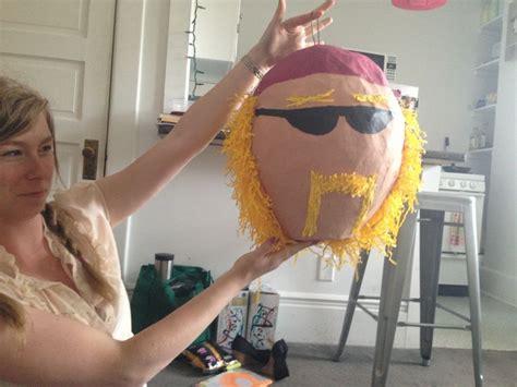 Wrestling Luchador Mask Pinata