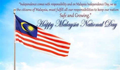 Malaysia Merdeka 2020 Wishes, Messages & Quotes