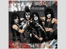 KISS Special Edition 2018 Wall Calendar