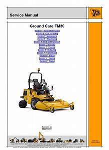 Download Jcb Ground Care Fm30 Service Manual Pdf