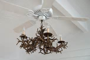 chandelier ceiling fan combo kit4en