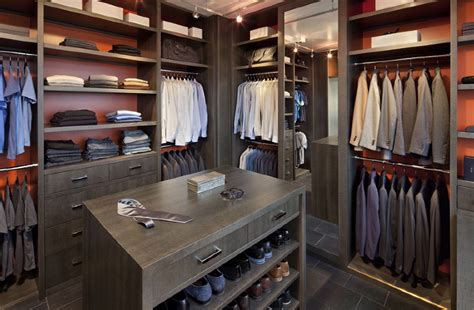 8 awesome walk in closet designs for por homme
