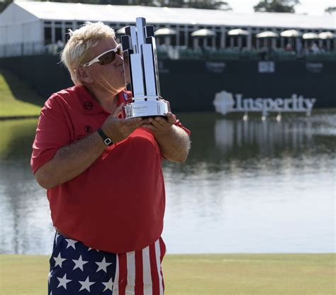 SEE IT: John Daly once got the ultimate compliment from ...