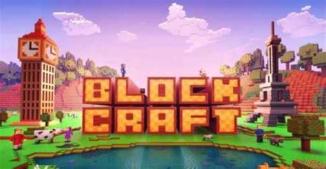 block craft  mod apk  hack unlimited gold gems
