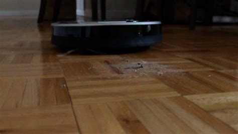 roomba safe for wood floors new roomba is fully loaded but won t do all your