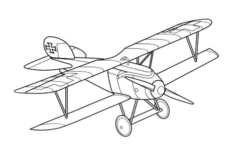 Coloring Airplane by Print The Sophisticated Transportation Of