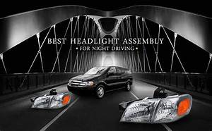 Amazon Com  Autosaver88 Headlight Assembly Compatible With