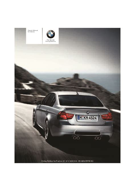chilton car manuals free download 2008 bmw m roadster transmission control 2008 bmw 3 series m3 e90 owners manual