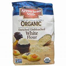 Arrowhead Mills, Organic Enriched Unbleached White Flour