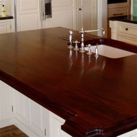 Black walnut countertops   Counter Tops   Pinterest