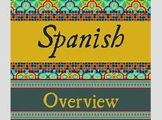 Spanish Language Official Language of Mexico, Spain